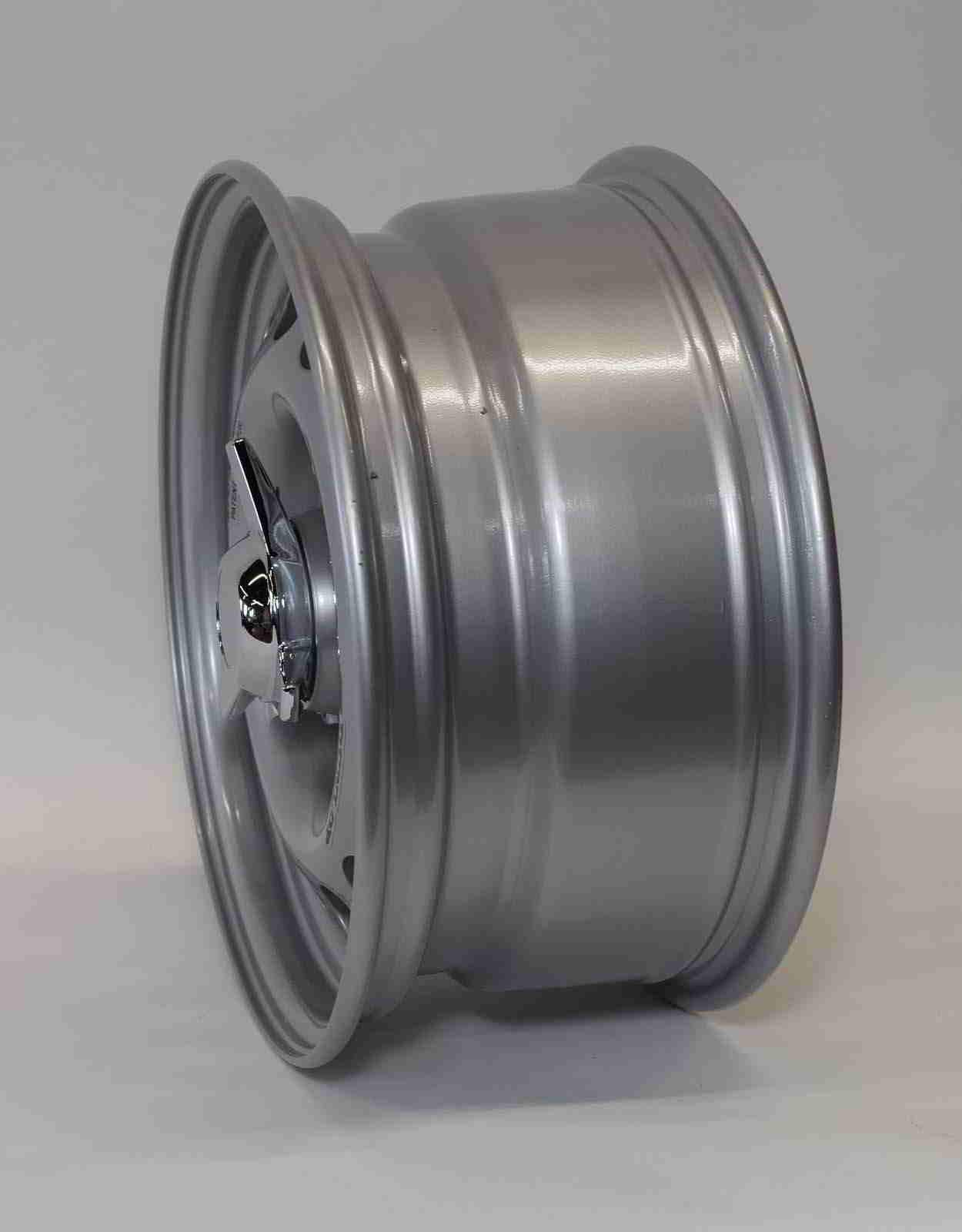 Dunlop style allow wheel