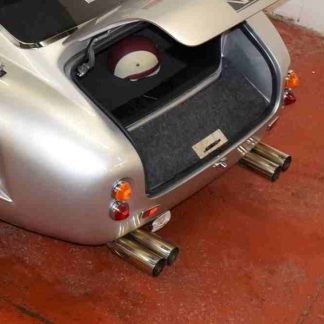 win box stainless exhaust (cat-back system)